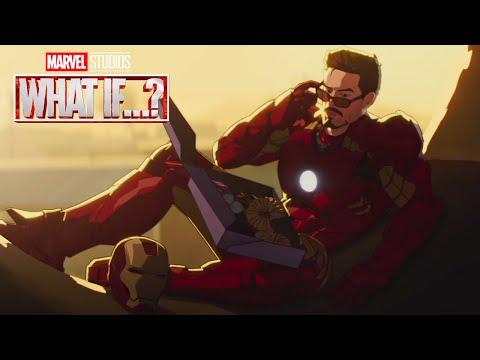 Marvel What If Trailer 2021 - Железный человек возвращается и пасхальные яйца, фаза 4 Мстители
