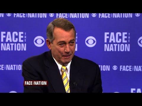 John Boehner on Pope Francis' future visit to Congress
