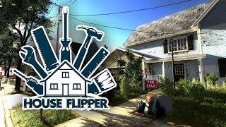🔨 House Flipper #01 | Wenn der Ex die Heizung klaut...| Gameplay German Deutsch