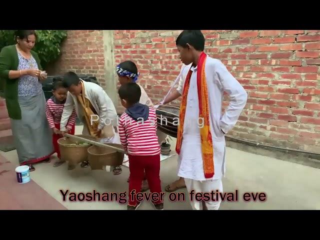 Yaoshang fever on festival eve