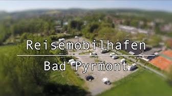 Reisemobilhafen Bad Pyrmont / womoclick
