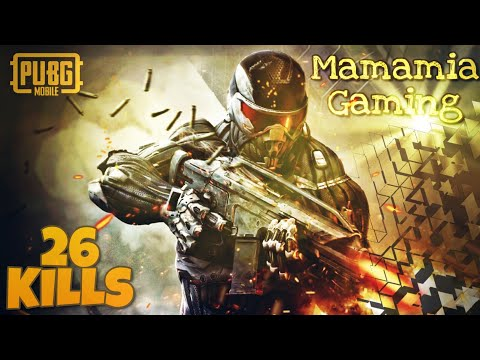 2-fingers-gameplay-pubg-by-qbz-with-tushar-gaming-|-pubg-mobile-game-26-kills-|-mamamia-gaming