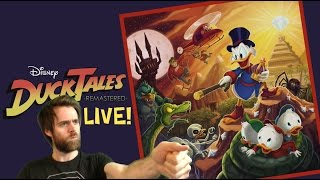 DuckTales Remastered Longplay | Blind Live Gameplay! (Wii U)