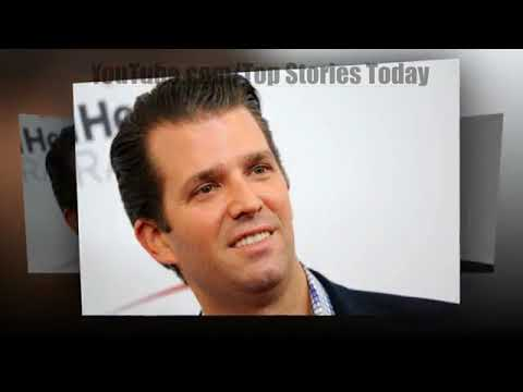 Donald Trump Jr. Publicly Humiliates NFL Commissioner Roger Goodell | Top Stories Today