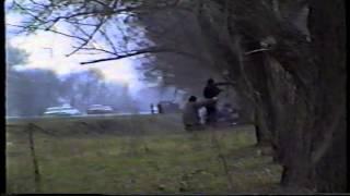 Грозный.Война.01/1995.Захват БТР  ополченцами.