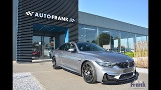 AUTO FRANK /// BMW M4 COMPETITION / M-PERFORMANCE EXHAUST / REVVING