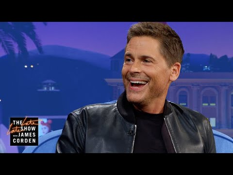Rob Lowe's Great Paul McCartney Story & Terrible Paul Accent