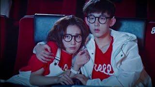 chinese drama love scene | cin klip  | chinese drama scene | accidently in love part(2) | sp lyrics