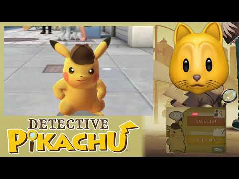 THAT'S PIKACHU'S VOICE!?!? | DETECTIVE PIKACHU | Fan Choice Friday