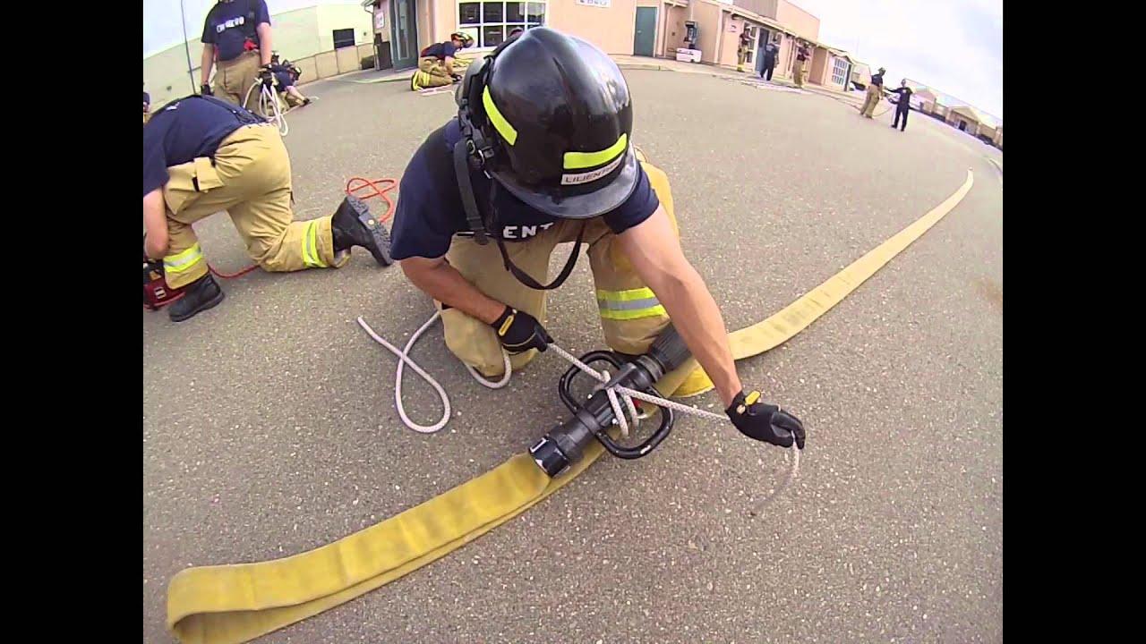 587bdd6ebd63b Santa Rosa JC Class 86 Firefighter Academy - YouTube