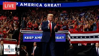 🔴  LIVE: President Donald Trump Holds MASSIVE Rally in Dallas, TX 10/17/19