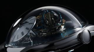 MB&F REVEALS THE LEGACY MACHINE THUNDERDOME