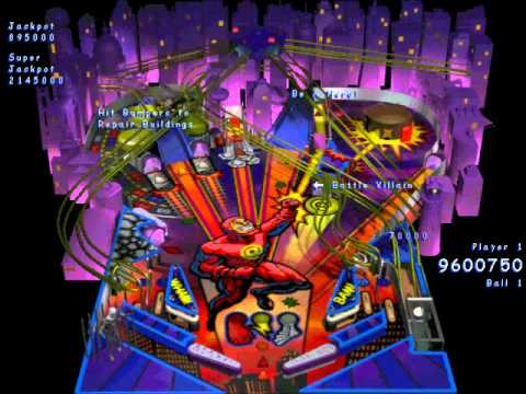 Full Tilt! 2 Pinball - Captain Hero (Gameplay)