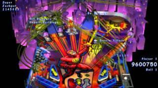 Full Tilt! 2 Pinball - Captain Hero (Gameplay)
