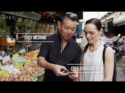 A Tour of Thailand's Nonthaburi Market with Chef McDang