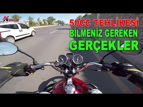 50cc Motorlar Hakkında Bilmeniz Gerekenler | İzlemeden Almayın