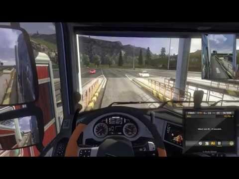 Let's Show - Euro Truck Simulator 2 - Möbel von Dresden nach Tripoli in Griechenland