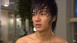 """Lee Min Ho """"Цветочки после ягодок""""🌺🌺🌺🌸🌺 отрывок 17 эпизод"""