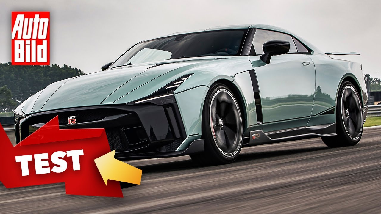 Is THIS the New Nissan Skyline GT-R?