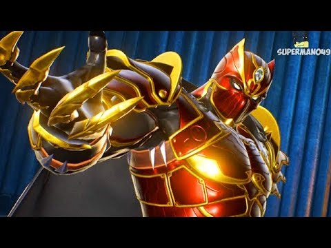 "Black Panther Is Awesome!! - Marvel Vs Capcom Infinite: ""Black Panther"" & ""Jedah"" Gameplay"