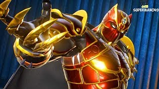 Black Panther Is Awesome!! - Marvel Vs Capcom Infinite: