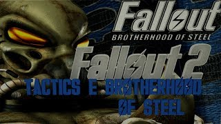 Скачать Fallout Tactics E Brotherhood Of Steel ITA