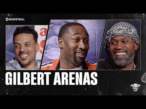 Gilbert Arenas | Ep 84 | ALL THE SMOKE Full Episode | SHOWTIME Basketball