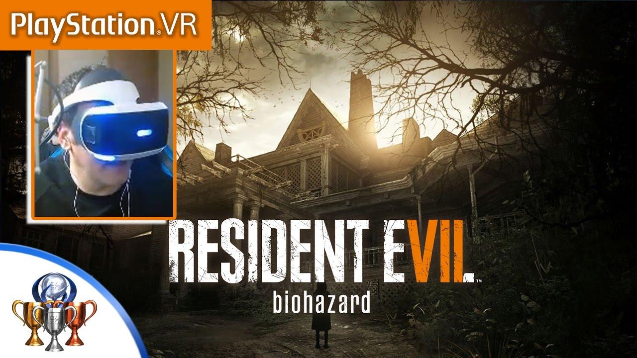 Resident Evil 7 Biohazard Beginning Hour Psvr Demo Playthrough