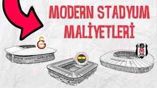 Stadyum Maliyetleri