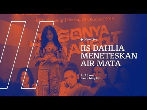 Download NEW LIVE Iis Dahlia - Mengapa Rhoma Irama AUDIO HD, PECAAAH, TEH IIS MENETASKAN AIR MATA Mp4 baru