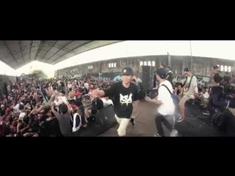 Alea Jacta Est Indonesia Tour 2014 (Part One)