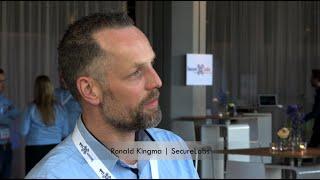 Uitdaging Cyber Security voor bedrijven - interview Ronald Kingma
