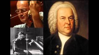 Bach Chaconne Comparison - Gordan Nikolic / George Enescu