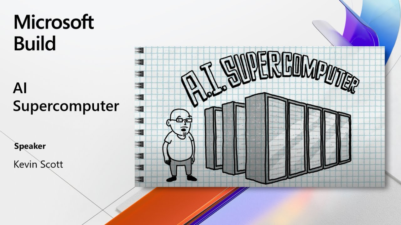 AI Supercomputer - Microsoft