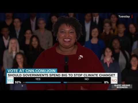 """U.S. Democrats unveil """"Green New Deal"""""""