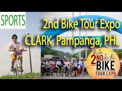 Bike Tour Expo - Clark, Pampanga ᴴᴰ