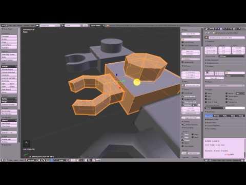 LEGOnda 01 - Day 1 Part 1/3 - Level of Detail - by Zajo for Blender Slovakia