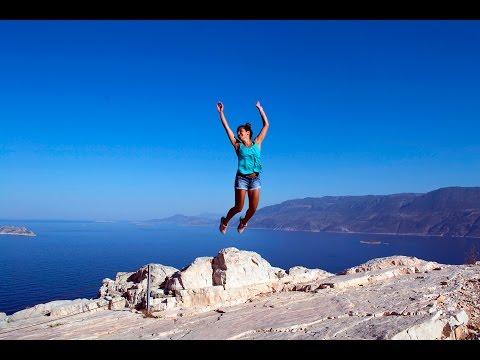 SUMMER 2016 on KASTELLORIZO ✌ | Alternative Tourism Greece |