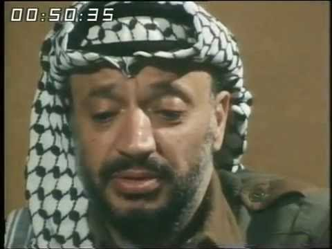 Yasser Arafat interview - PLO Leader - Thames Television