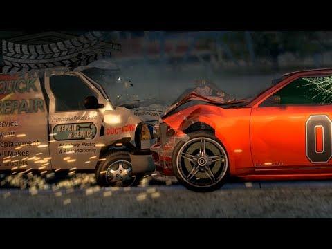 Choques extremos (Burnout 3 Takedown)