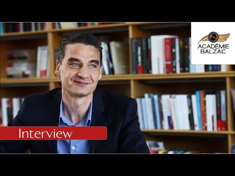 Didier Ballot, membre du jury de l'Académie Balzac - Interview