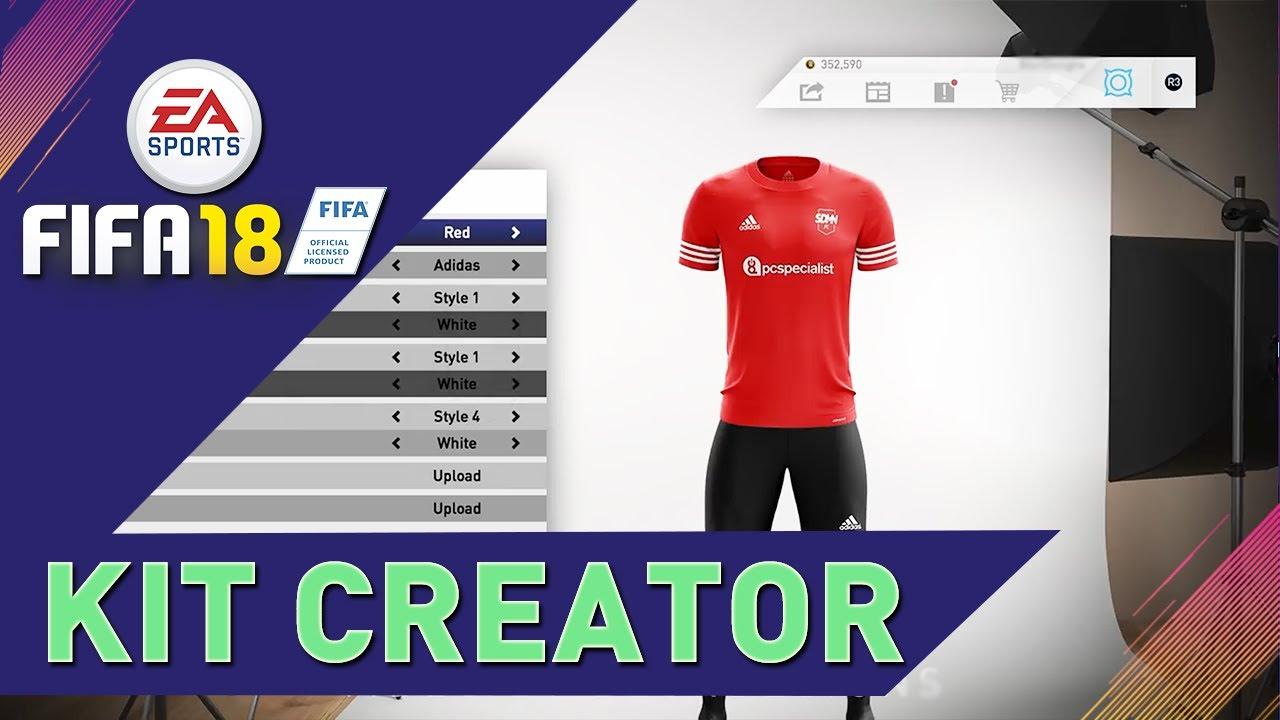 adidas kit fifa 18