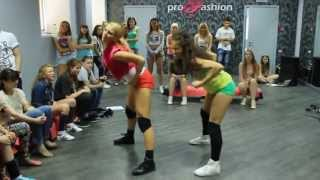 Ice Cream Crew / Anastacia & Maracuja crazy dance))))) / RDX - Drop