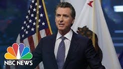 Live: California Gov. Newsom Holds Coronavirus Briefing | NBC News