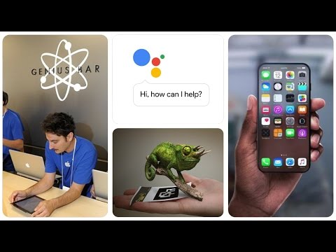 Noticias: Google Assistant, iPhone 8, MWC 2017 y + | Titulares 52