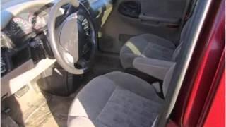 2000 Pontiac Montana Used Cars Grand Rapids MI