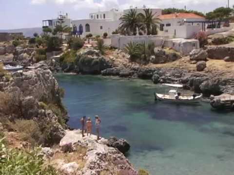Semperviva Yoga Teacher Training - Kythira Island, Greece