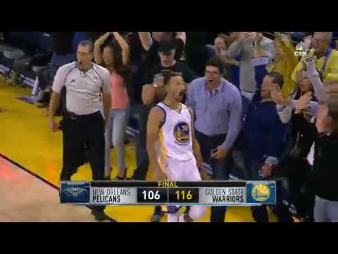 New Orleans Pelicans at Golden State Warriors- November 7, 2016
