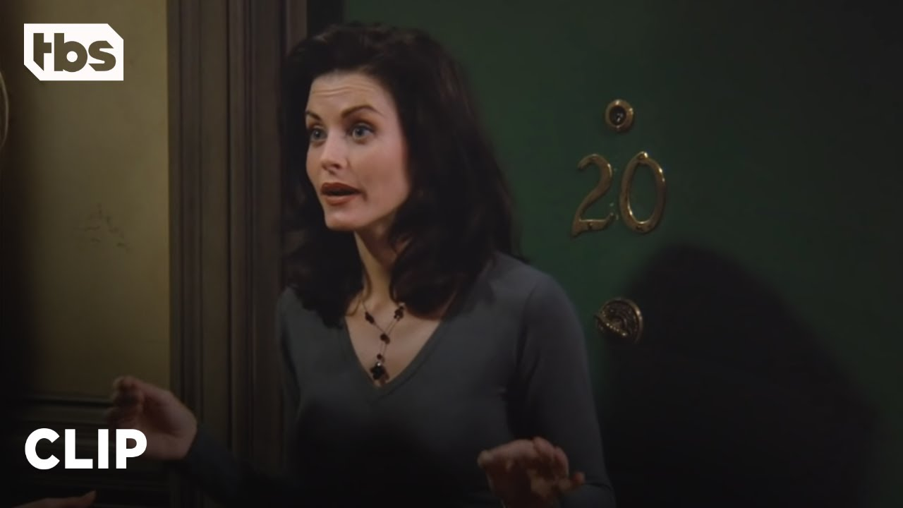 Download Friends: Monica's Thanksgiving Dinner is Ruined (Season 1 Clip) | TBS