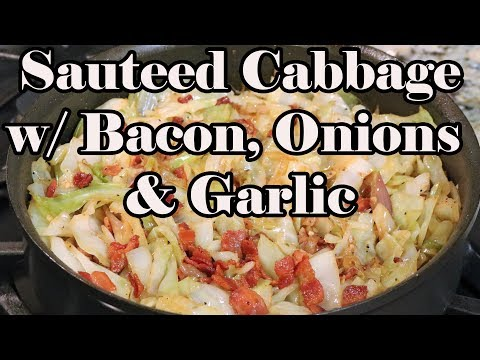 sauteed-cabbage---fried-cabbage---with-bacon-onions-garlic---chef-lorious